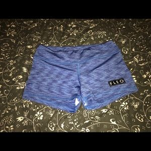 Fleo Shorts - Fleo shorts royal blue 3.25""